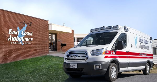 East Coast Ambulance is Proud to Serve Maryland and Delaware